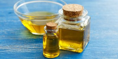 Use castor oil for face care.